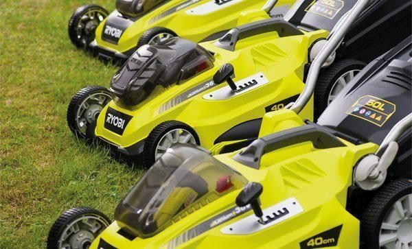 Lawnmower Range
