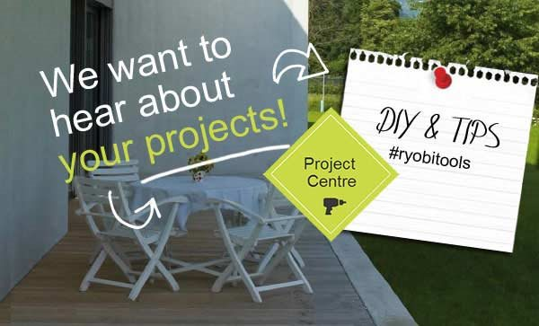 Check out the Ryobi Project Centre